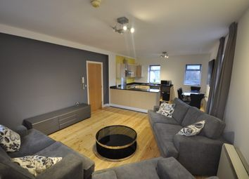 Thumbnail 2 bedroom flat to rent in Siddals Road, Derby