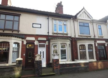Thumbnail 3 bed terraced house for sale in Birches Head Road, Birches Head, Stoke-On-Trent