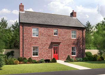 "Thumbnail 4 bed detached house for sale in ""Harrow"" at Bongate, Appleby-In-Westmorland"