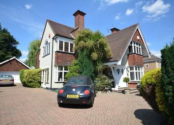 Thumbnail 4 bedroom property to rent in Woodlands Avenue, Hornchurch