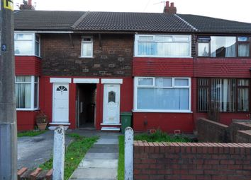 Thumbnail Terraced house to rent in Honiston Avenue, Rainhill, Prescot