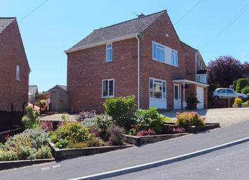 Thumbnail 3 bed detached house for sale in Holford Road, Bridgwater