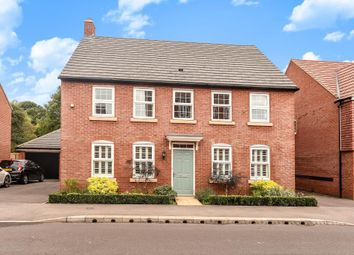 Thumbnail 4 bed detached house for sale in Chilton Field Way, Chilton