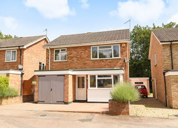 Thumbnail 3 bed detached house for sale in Conquest Close, Hitchin