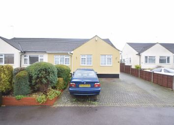 Thumbnail 2 bedroom bungalow for sale in The Furrows, Luton