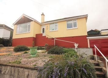 Thumbnail 4 bed detached bungalow for sale in Primley Park, Paignton
