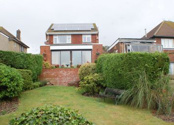Thumbnail 4 bed detached house for sale in Crescent Drive North, Woodingdean, Brighton