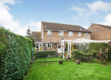 Thumbnail 3 bed semi-detached house for sale in Mill Crescent, Westerleigh, Bristol