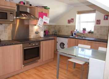 Thumbnail 2 bed flat to rent in Forge Way, Southend-On-Sea