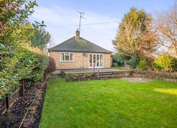 Thumbnail 3 bed detached bungalow for sale in Northfields Lane, Nassington, Peterborough