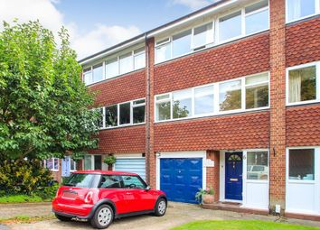 Thumbnail 4 bed terraced house for sale in Mountwood, West Molesey