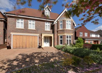 Thumbnail 7 bed detached house for sale in Barham Avenue, Elstree, Borehamwood