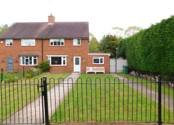 Thumbnail 3 bed semi-detached house for sale in The Crescent, Cookley, Kidderminster