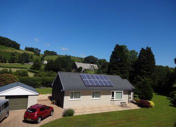 Thumbnail 3 bedroom detached bungalow for sale in Maescadfarch, Penegoes, Machynlleth, Powys