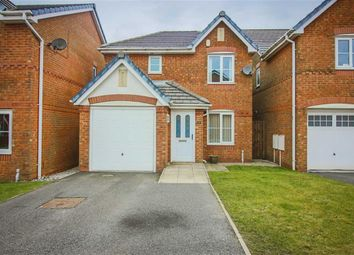 Thumbnail 3 bed detached house for sale in Sandby Close, Bacup, Lancashire