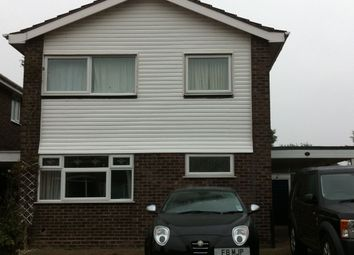 Thumbnail 5 bedroom detached house to rent in Wrekin Avenue, Newport