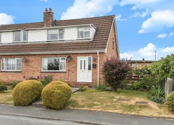 Thumbnail 2 bed semi-detached house for sale in Hillcrest Drive, Llandrindod Wells