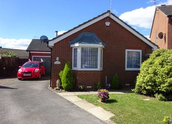 Thumbnail 3 bed detached bungalow for sale in Coledale Close, Rawcliffe, York