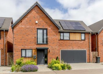 Thumbnail 4 bed detached house for sale in Otter Road, Swaffham