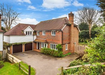Thumbnail 5 bed detached house for sale in Langton Green, Tunbridge Wells, Kent