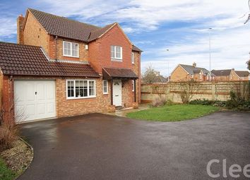 Thumbnail Detached house for sale in The Withers, Bishops Cleeve, Cheltenham