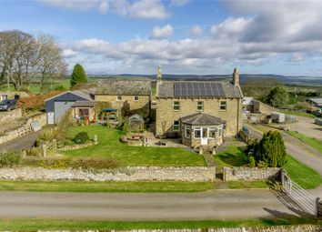 Thumbnail 5 bed detached house for sale in Wingates, Morpeth, Northumberland