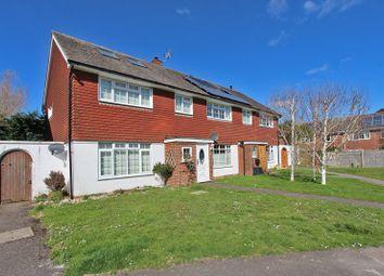 Thumbnail 4 bed semi-detached house for sale in Sutton Place, Brockenhurst