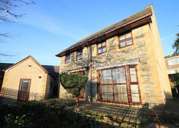 Thumbnail 4 bed detached house for sale in Lower Burraton, Saltash