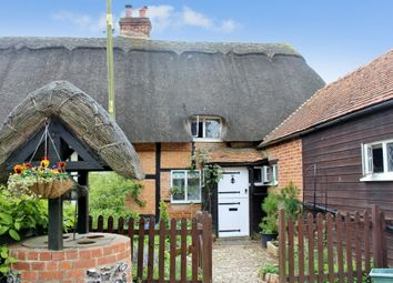 Thumbnail 2 bed cottage for sale in Newtown, Hungerford