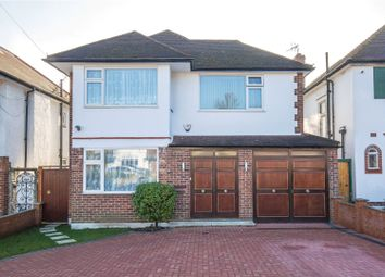Thumbnail 3 bedroom detached house for sale in Greenway, Totteridge, London