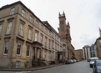 Thumbnail 2 bedroom flat to rent in Lynedoch Street, Park, Glasgow