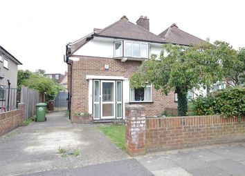 Thumbnail 2 bed semi-detached house for sale in Queens Walk, Ashford