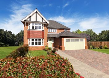 Thumbnail 4 bed detached house for sale in Sophia Drive, Warrington