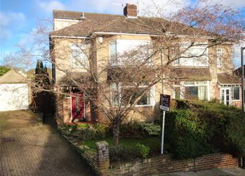 4 bed semi-detached house for sale in Coombe Bridge Avenue, Stoke Bishop, Bristol BS9