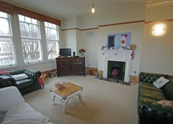 Thumbnail 3 bed flat to rent in Roseneath Avenue, London