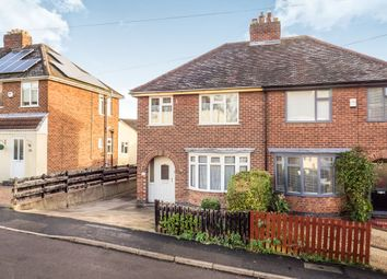 Thumbnail 3 bed semi-detached house for sale in Dorothy Avenue, Melton Mowbray