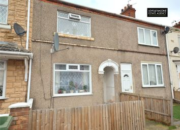 Thumbnail 2 bed terraced house for sale in Gilbey Road, Grimsby