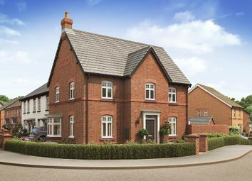 "Thumbnail 4 bed detached house for sale in ""Hollinwood (Rural)"" at Tarporley Business Centre, Nantwich Road, Tarporley"