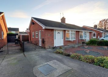 Thumbnail 2 bed semi-detached bungalow to rent in Hornsey Garth, Wigginton, York