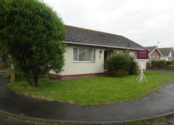 Thumbnail 2 bed detached bungalow for sale in Plastirion, Towyn, Abergele
