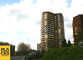 Thumbnail 1 bed flat for sale in Hagley Road, Edgbaston, Birmingham