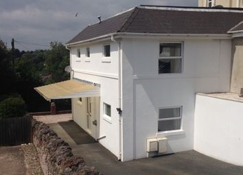 Thumbnail 4 bed semi-detached house for sale in Shirburn Road, Torquay