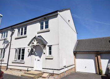 Thumbnail 3 bed semi-detached house for sale in Trafalgar Drive, Torrington