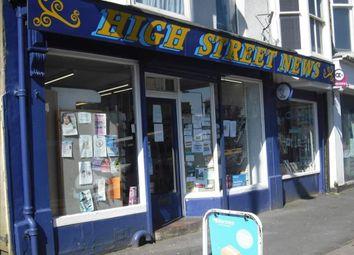 Thumbnail Retail premises for sale in Buxton, Derbyshire