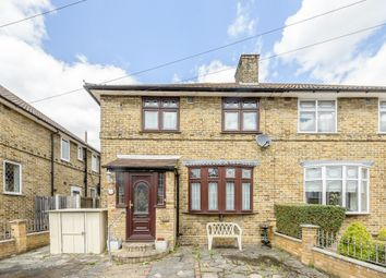 Thumbnail 3 bed semi-detached house for sale in Bernwell Road, London