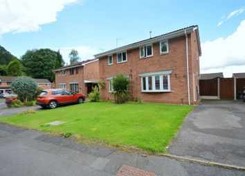 Thumbnail 2 bed semi-detached house for sale in Marlpool Drive, Batchley, Redditch