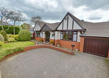 4 bed detached bungalow for sale in Delamere Avenue, Whitefield, Manchester M45