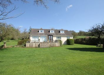 Thumbnail 4 bed detached house for sale in Mares Lane, Westbury Sub Mendip, Wells