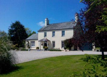 Thumbnail 7 bed detached house for sale in Boduan, Pwllheli, Gwynedd