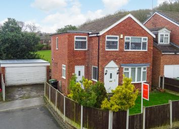 Thumbnail 4 bed detached house for sale in Airedale Gardens, Rodley, Leeds